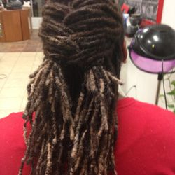 Dread Extensions done by Braids by Bee