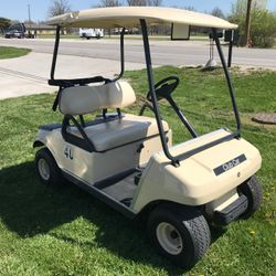2004 Club Car DS Gas - Stock