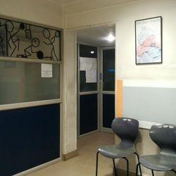 Inside WCR Clinic