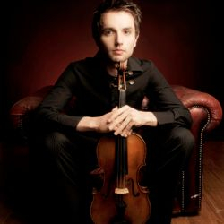 Liam Buckley (viola, Bournemouth Symphony Orchestra)