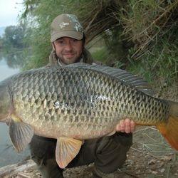 Ebro Carp fishing river ebro Spain