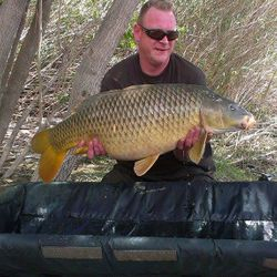 Ebro river Carp fishing in Spain