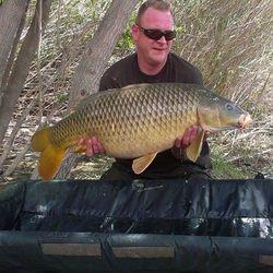 Ebro Carp fishing Spain