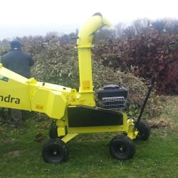 Agrinova Zakandra Wood Chipper, Shredder