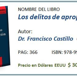 Costo de Libro en CR ¢15.000,ºº