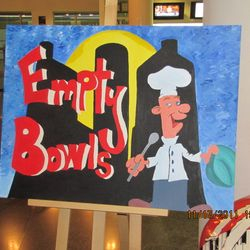 Annual Empty Bowls Event
