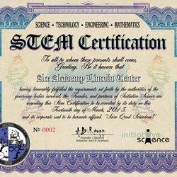 STEM Certified Schools