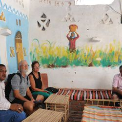 At the Nubian Village