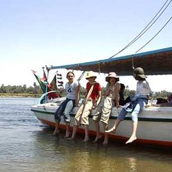 Felucca Nile Adventure