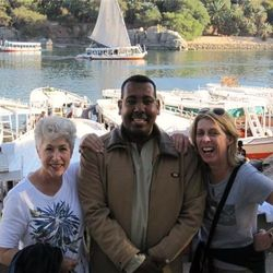 our Lovely Guide Mohamed