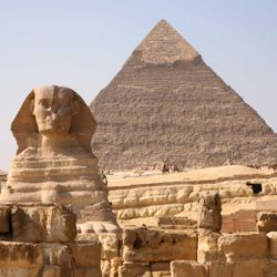 Sphinx & The Pyramids