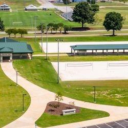 John Hunt Park Volleyball Complex