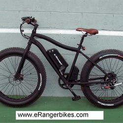 electric mountain bike