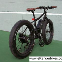 electric mountain bike hub drive