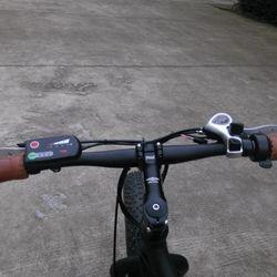 electric bike control display