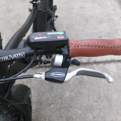 electric mountain bike mid drive