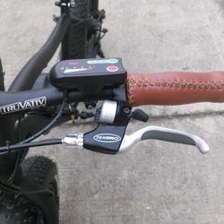 electric mountain bike mid drive