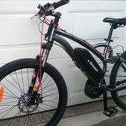 electric bike mid drive conversion