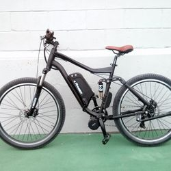electric downhill bike