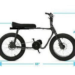 long seat ebike double rider