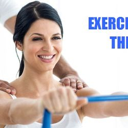 fit and healthy centre - exercise therapy