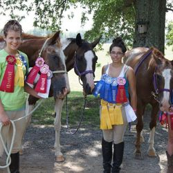 We have the best riding students and show team!!