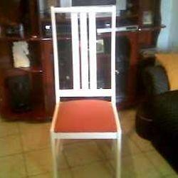 cadeira laqueção branca