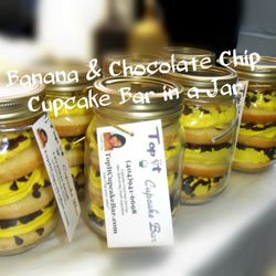 Banana Chocolate Chip custom CBJ