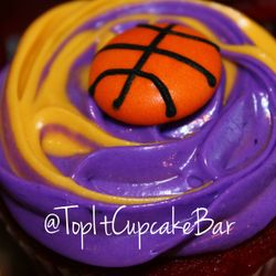 Basketball themed (Lakers)