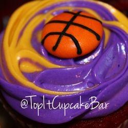 Basketball themed (Lakers)