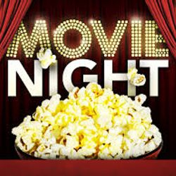 We have a move night on the first Sunday night of the month.