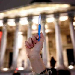 Pens for Freedom of Speech in Europe