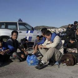 immigrants in Greece, by Greek2m