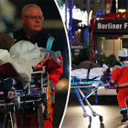 Berlin U-Bahn attackers try to set homeless man on fire in Christmas Eve