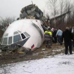 Black Sea plane crash , 92 victims