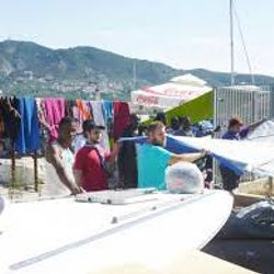 Lesvos, illegal immigrants, by Greek2m