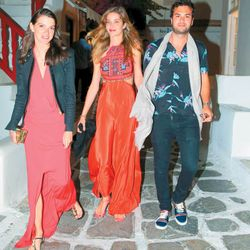 shining like gods, Ana Beatriz Barros and Egyptian Millionaire