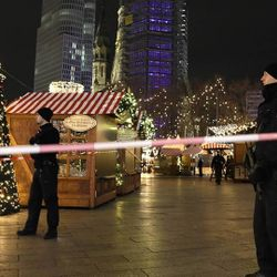 Berlin truck crash in Chrismas Market, 12 victims