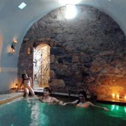Thermal Spring, the hottest in Europe, Polichnitos, Lesvos, Greece