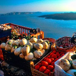 eat like a local in Santorini, by greek2m