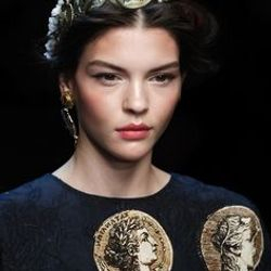 Ancient Greek Fashion, Dolce&Gabbana, by greek2m