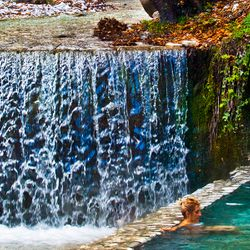 Thermal Springs Pozar, Kaimaktsalan North Greece