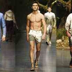Ancient Mens Fashion, Fashion Week 2015, s/s2015