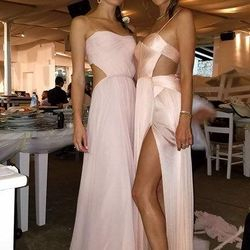 Alessandra Ambrosio and Adriana Lima