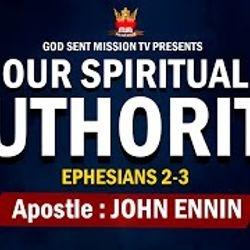 Understanding your authority