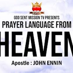 Learn why praying in tongue matters