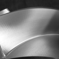 [Turbo Machinery] Axial Fan Flank Milled Blade
