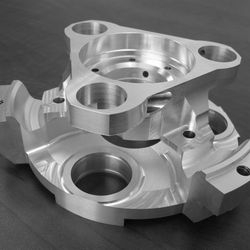 [Turbo Machinery] Gear Carrier from Solid Aluminum