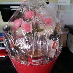 Fundraiser Gift Basket