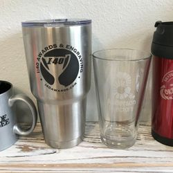 All Types of Drinkware